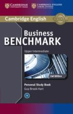 business benchmark (2nd edition) upper-intermediate bulats and bu siness vantage personal study book-guy brook-hart-norman whitby-9781107686601