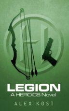 legion (ebook)-alex kost-9781483569901