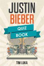 justin bieber quiz book (ebook) 9781547511501