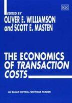 the economics of transaction costs-9781858989501