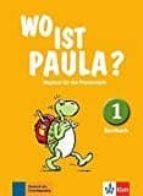 wo ist paula? 1 alumno 9783126052801