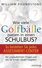 wie viele golfbälle passen in einen schulbus? (ebook)-9783641095901