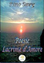 poesie - lacrime d'amore (ebook)-9786050376401