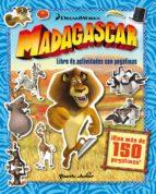 madagascar. libro de actividades con pegatinas-9788408141501