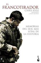 el francotirador: memorias del seal mas letal de la historia chris kyle 9788408166801