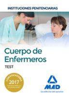 cuerpo de enfermeros de instituciones penitenciarias: test 9788414206201