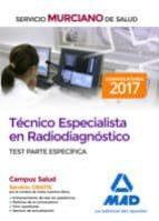 tecnico especialista radiodiagnostico test especifico servicio murciano de salud 9788414213001