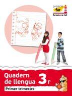 quadern de llengua 3.1 primaria-9788415390701