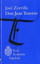 don juan tenorio-jose zorrilla-9788415472001
