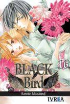 black bird 16 kanoko sakurakouji 9788415680901