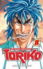 toriko nº 8 (sentido de lectura oriental) mitsutoshi shimabukuro 9788415821601