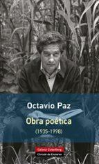 obra poetica (1935 1998) octavio paz 9788416072101