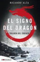 el signo del dragon ricardo alia 9788416087501