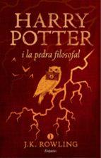 harry potter i la pedra filosofal (rústica) j.k. rowling 9788416367801