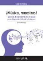 ¡música, maestros! alfonso elorriaga 9788416602001