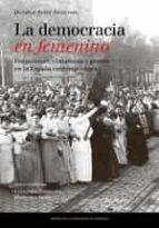 El libro de La democracia en femenino autor NO ESPECIFICADO EPUB!