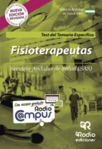 fisioterapeutas del sas: test del temario especifico-9788416963201