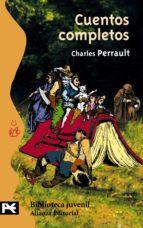 cuentos completos charles perrault 9788420637501