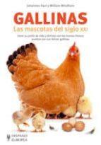 gallinas. las mascotas del siglo xxi-paul johannes-9788425517501
