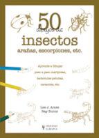 50 dibujos de insectos-lee j. ames-9788425519901