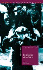 el profesor de musica (premio saint-exupery 2001)-yaël hassan-9788426352101