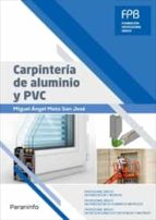 carpintería de aluminio y pvc 9788428340601