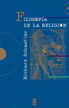 filosofia de la religion-richard schaeffler-9788430114801