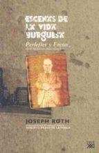escenas de la vida burguesa-joseph roth-9788432312601