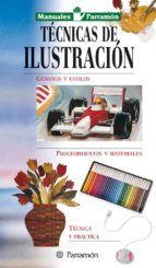 tecnicas de ilustracion-9788434223301