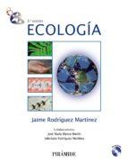 ecologia jaime rodriguez martinez 9788436829501