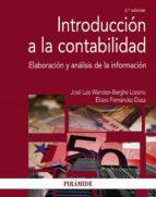 introducción a la contabilidad (2ª ed.)-jose luis wanden-berghe lozano-eliseo fernandez daza-9788436836301