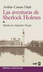 las aventuras de sherlock holmes arthur conan doyle 9788441416901