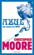 azul-christopher moore-9788445000601
