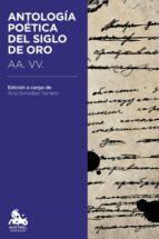 antología poética del siglo de oro (ebook)-9788467044201