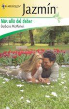 MAS ALLA DEL DEBER (EBOOK)