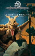 la maldicion del maestro (cronicas de la torre ii)-laura gallego garcia-9788467508901
