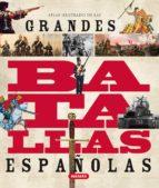 atlas ilustrado de las grandes batallas españolas-9788467706901