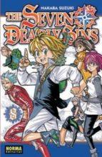 the seven deadly sins 08-nakaba suzuki-9788467921601