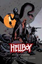 hellboy 1: aquel mar silencioso mike mignola gary gianni dave stewart 9788467928501