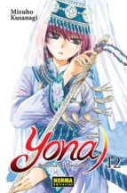 yona, princesa del amanecer 12 mizuho kusanagi 9788467933901