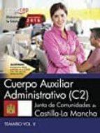 CUERPO AUXILIAR. JUNTA DE COMUNIDADES DE CASTILLA-LA MANCHA: TEMARIO (VOL. II)