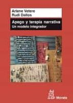 apego y terapia narrativa: un modelo integrador-arlene vetere-rudi dallos-9788471126801