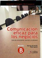 comunicacion eficaz para los negocios-marisa de prada-9788477117001