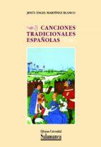 canciones tradicionales españolas (ebook)-jesus angel martinez blanco-9788478008001
