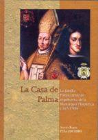 la casa de palma: la familia portocarrero en el gobierno de la mo narquia hispanica (1665 1700) antonio ramon peña izquierdo 9788478017201