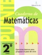 matemáticas          ( educación primaria 2º )-rosa maria martin fuster-9788478874101