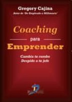 coaching para emprender-gregory cajina-9788479789701
