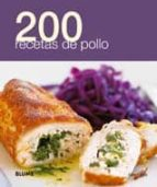 200 recetas de pollo-9788480769501