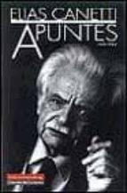 apuntes (1973 1984) elias canetti 9788481093001