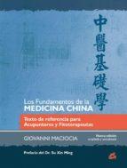 los fundamentos de la medicina china giovanni maciocia 9788484455301